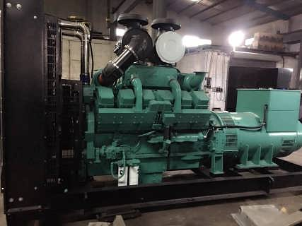 樟木头发电机