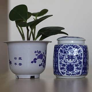景德镇陶瓷膏方罐子厂家