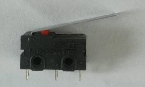 杠杆型微动开关RS-5GL3