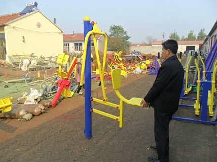 合肥单人坐推器生产厂家坐推器价格-沧州昊然教学设备有限公司