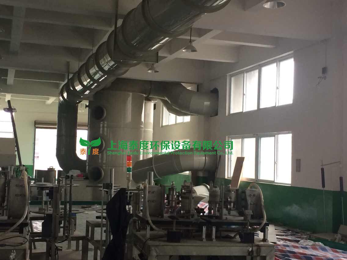 河北沧州涂布厂车间废气过滤净化设备 涂布厂车... - 中国供应商