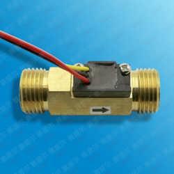 电热水龙头用水流传感器 淋浴房刷卡系统用水流量计-佛山市顺德区赛盛尔电子科技有限公司