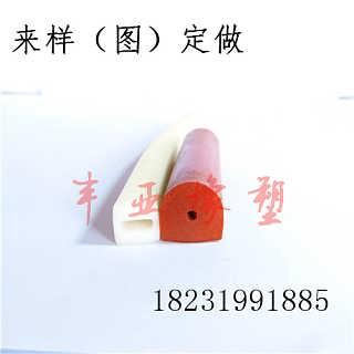 耐高温硅胶条 硅胶发泡条-清河县丰亚橡塑制品有限公司