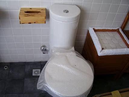上海普陀区吉博力geberit马桶排水阀漏水维修更换.图片