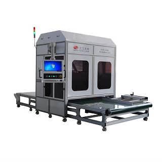 灯箱型材 、有机玻璃激光打点机订制-武汉市三工智控系统工程有限公司销售部