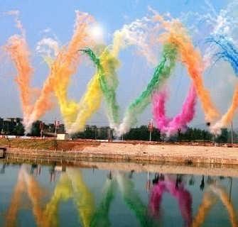 长沙彩虹机,彩带炮,干冰机舞台特效出租-余伟 (个人)