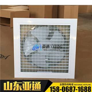 SF系列简易式玻璃钢排气扇