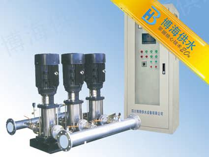 如何让无负压供水设备零故障运行-四川博海供水设备有限公司
