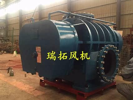 新疆L74尾气脱硫罗茨鼓风机丨低噪音尾气脱硫罗茨风机-山东瑞拓鼓风机有限公司销售部