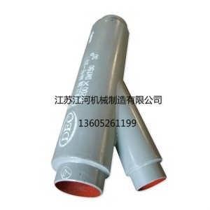 江河供应双金属冶金结合耐磨三通管-江苏江河机械制造有限责任公司