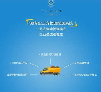 蚁蚕S8仓配系统 三方物流 专线物流系统-无锡漫途科技有限公司