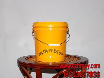 厂家定制各种规格塑料桶-青州鸿瑞乔塑业有限公司