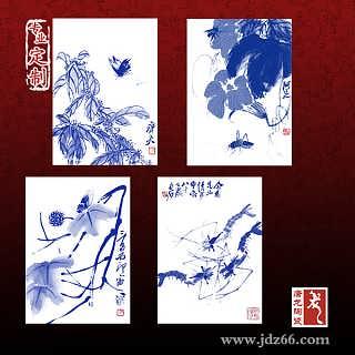 景德镇陶瓷酒店壁画 酒店走廊壁画-江西省景德镇市琪伟陶瓷厂