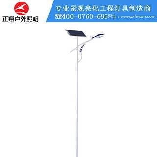 LED太阳能路灯厂家教你配置太阳能板