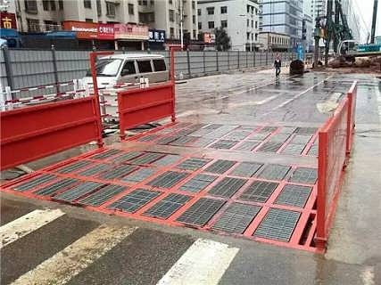 武汉工程车洗轮机批发