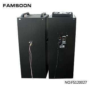 专业音箱 支持USB/TF卡接口 有源音响