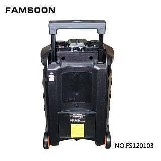 大功率移动电瓶音响 液晶屏显示、话筒优先 大功率音响批发
