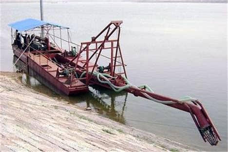 抽沙船 优质大型抽沙船厂家 雷特重工
