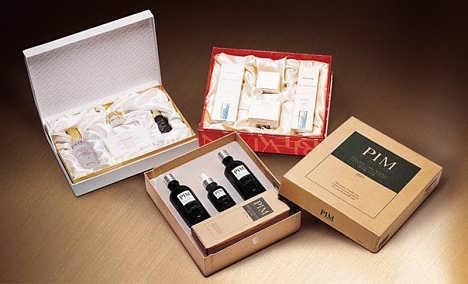 化妆品包装盒定制设计印刷厂家