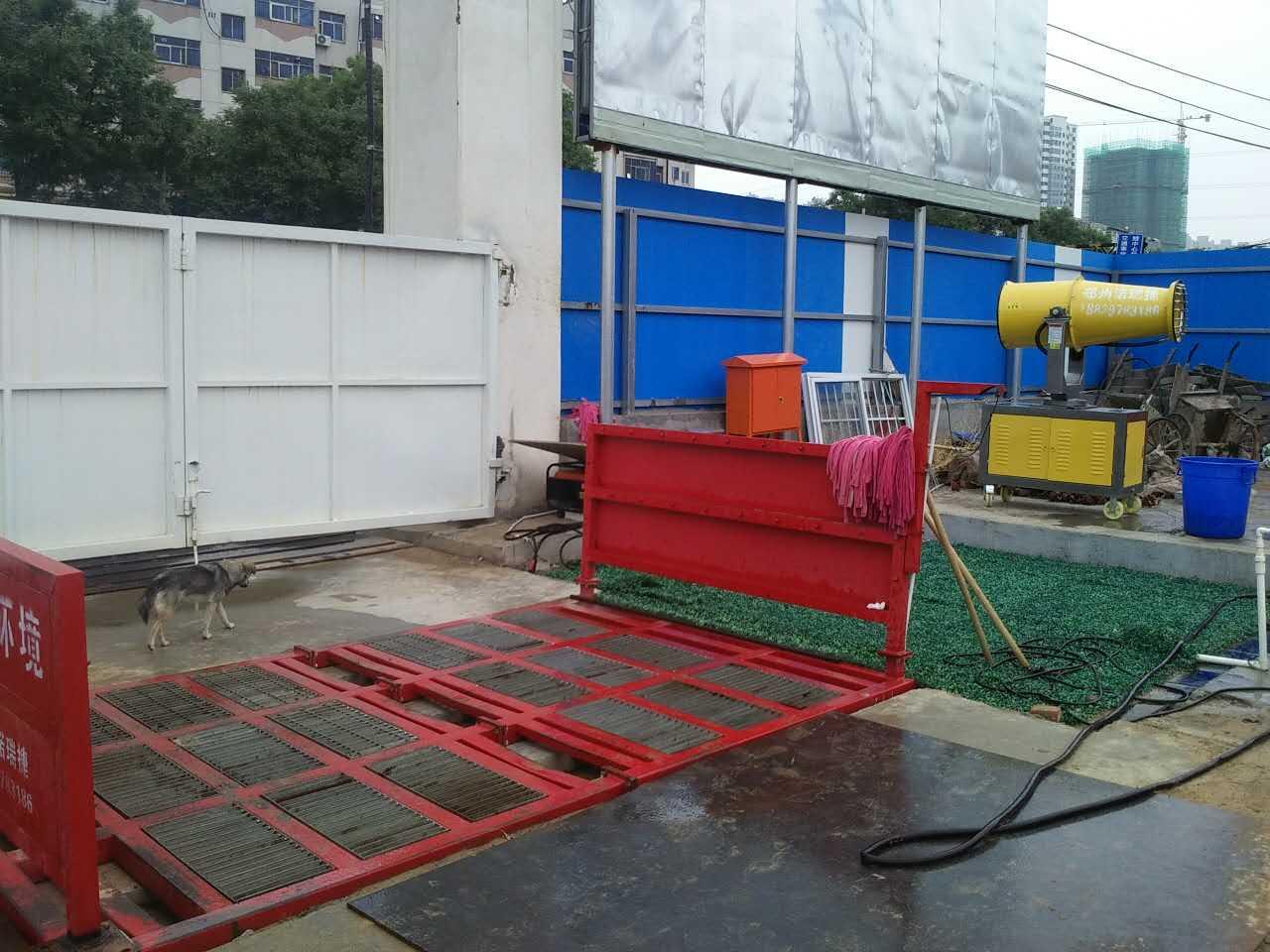自贡市平板式洗车机厂家