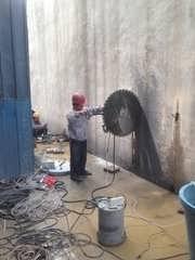 北京海淀区墙体切割
