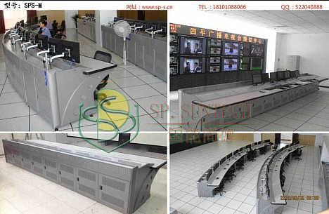 沧州监控室控制台/中控室控制台维修