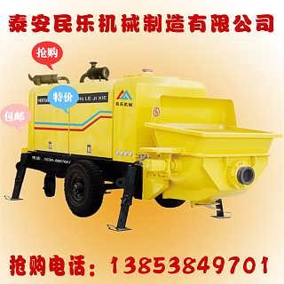 柴油搅拌输送一体泵高配 制低 价格 图片
