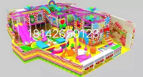 长沙康贝乐游乐淘气堡设备儿童乐园生产厂家,0加盟费