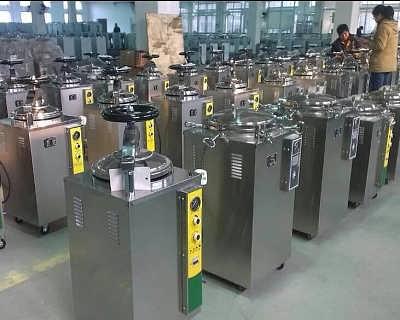 牡丹江灭菌器 滨江YX-18LD电加热式蒸汽压力灭菌器