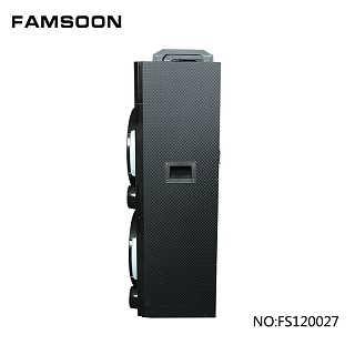 专业音箱 木质箱体 大功率插卡音箱