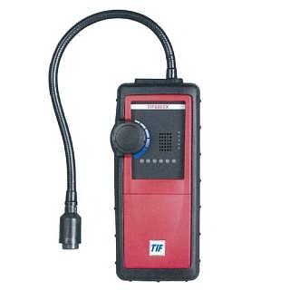 美国TIF8800X可燃天然气甲烷气体检测仪 氢气检漏仪TIF-8800X