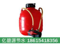 广安山地果树滴灌钢制施肥罐安装