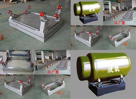防爆钢瓶秤(3000公斤防爆钢瓶秤多少钱)3000公斤防爆钢瓶电子秤生产厂家