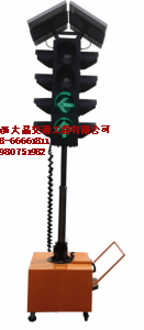 可移动信号灯定制厂家-四川-可移动信号灯生产厂家-大晶交通