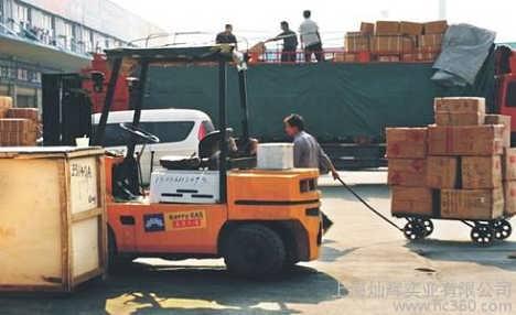 郑州到许昌的专业物流搬家公司