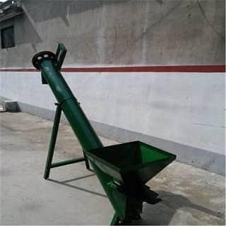 订购油菜籽螺旋上料机  螺杆式送料机价格
