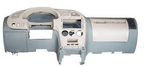 汽车仪表台热铆焊接机,汽车仪表板组件超声波焊接工装