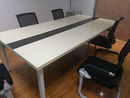 会议桌定做 合肥小型会议桌 板式会议桌专业制作出售