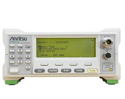 MT8852B蓝牙WIFI自动化测试仪系统