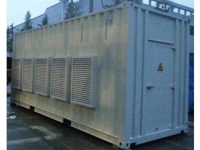 沧州信合集装箱 逆变设备箱 特种集装箱集装箱厂家