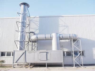 铅酸电池厂粉尘吸附治理办法酸气去除装置价格