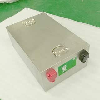 创客锂电12v400ah房车磷酸铁锂电池备用电瓶