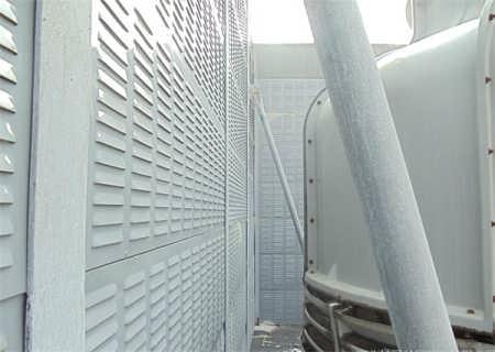 冷却塔吸音墙