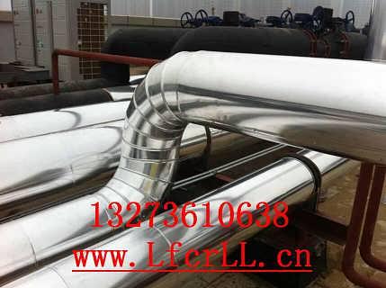 管道铝皮防腐保温工程铁皮保温施工队