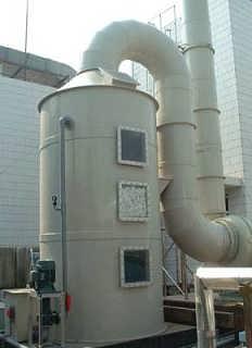 机电浸漆车间烟气异味处理办法废气异味处理装置-河北广绿环保设备有限公司业务