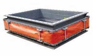 非金属补偿器供应超高温非金属补偿器-泊头市汇恒环保设备有限公司