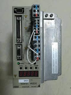 上海安川伺服驱动器维修SGDM-08AD-上海睿游电子科技有限公司