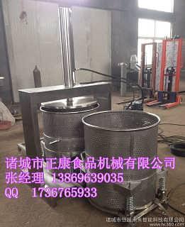 恒越未来HYWL-400L果蔬压榨机 菜脱水机橙子榨汁机