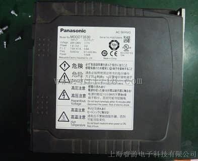 上海松下伺服器维修价格MSDA153A1A-上海睿游电子科技有限公司