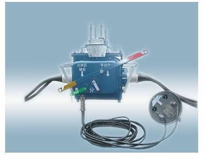 宝鸡户外高压真空断路器-西安华仪电气公司